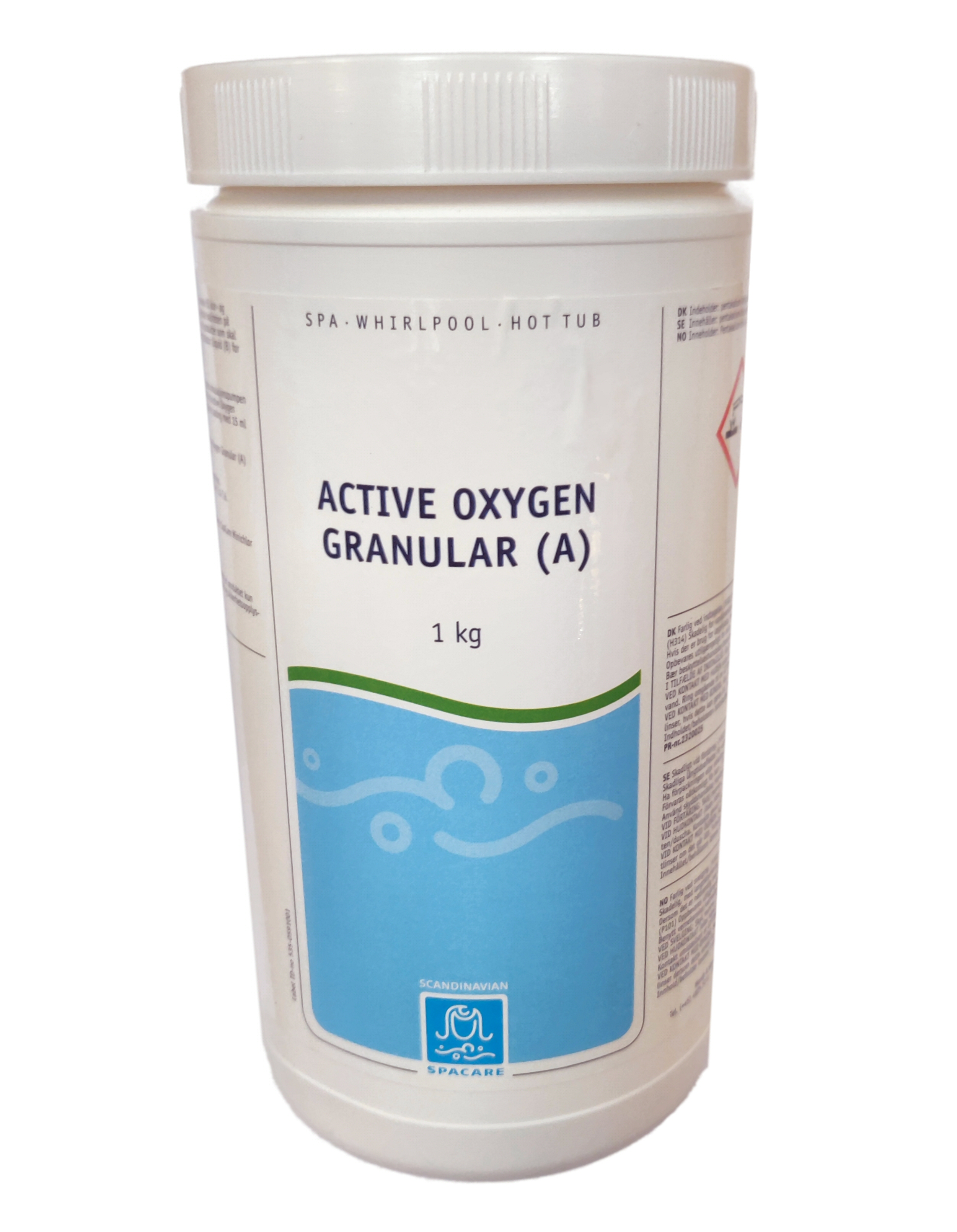 SpaCare Active Oxygen Granular (A)