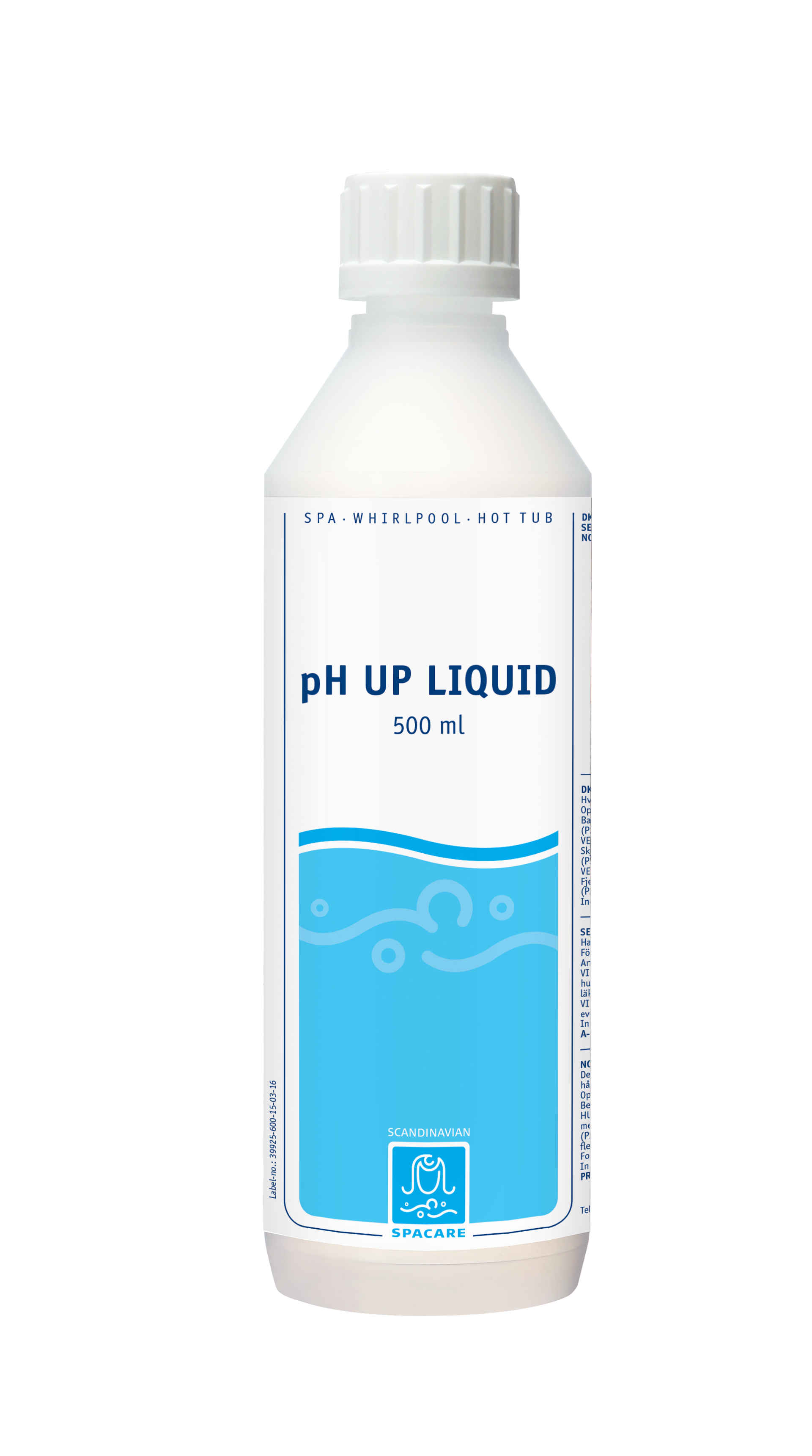 SpaCare pH-Up Liquid