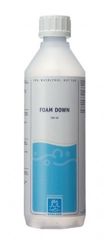 SpaCare Foam Down