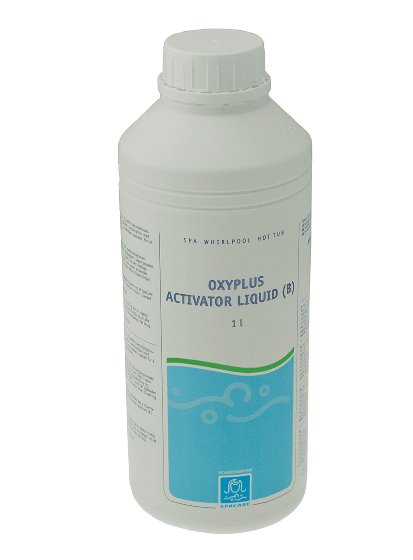 SpaCare Oxy Plus Activator Liquid (B)