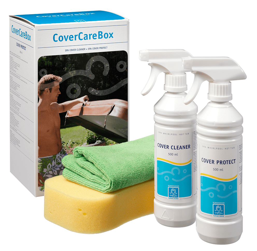 SpaCare Cover Care Box