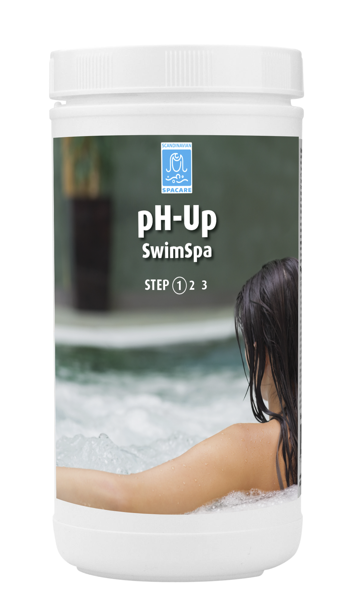 SpaCare SwimSpa pH-Up Granular