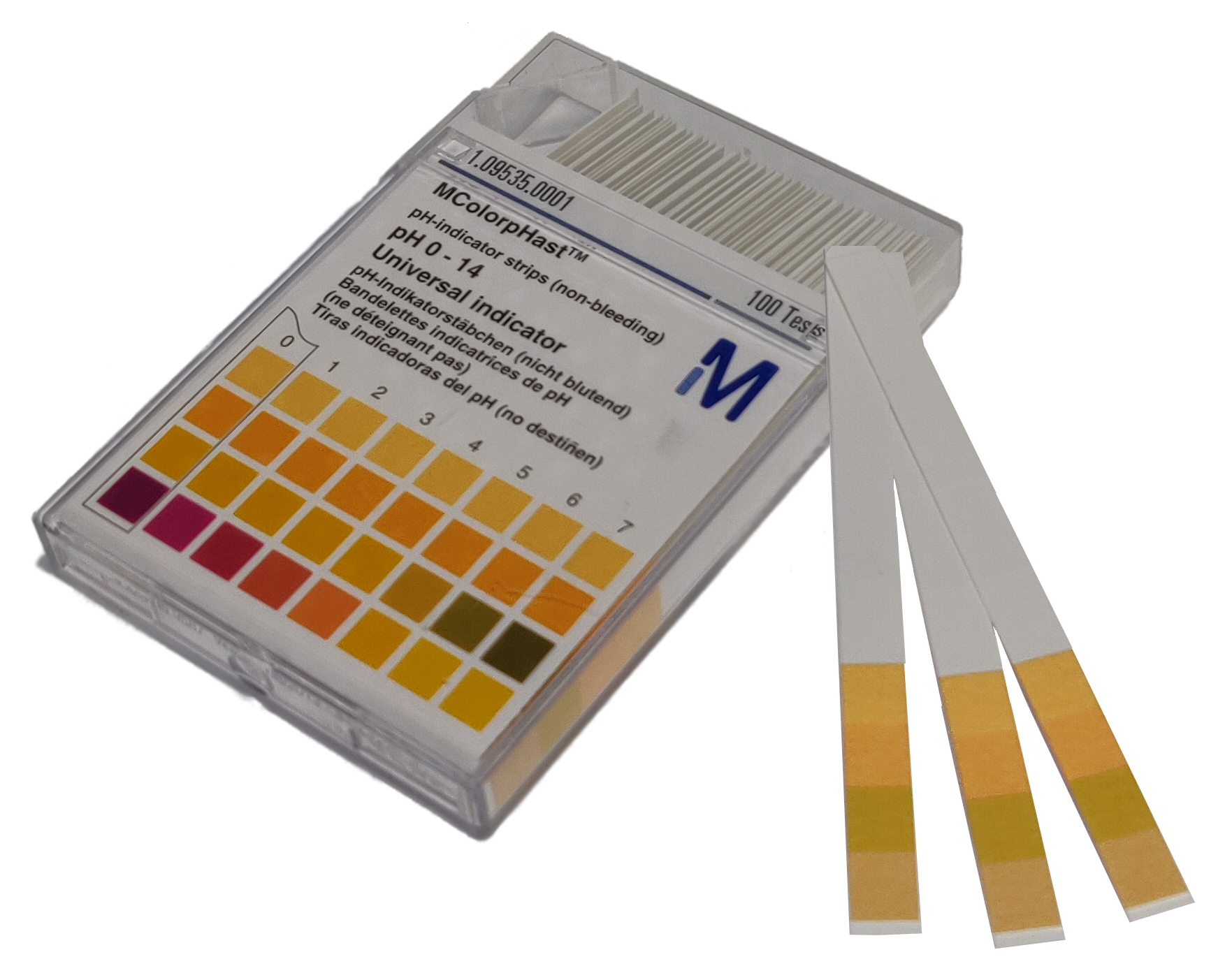 pH-Indikatorremsor